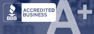 Better Business Bureau A+ Accredited Member