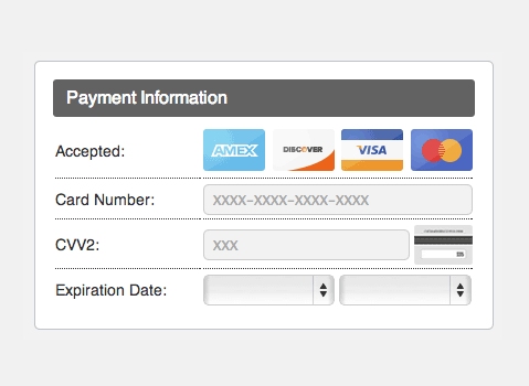 AGMS Gateway Hosted Payment Page